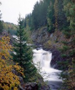 Tour of Kivach Waterfalls and the First Russia's Health Resort Martial Waters